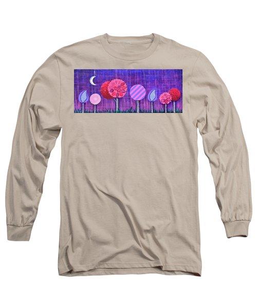Violet Grove Long Sleeve T-Shirt