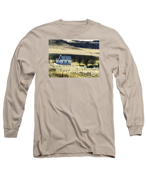 Virginia Dale Colorado Long Sleeve T-Shirt by Lenore Senior