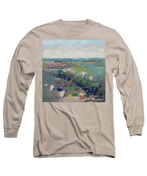 Visiting Town 1603 Long Sleeve T-Shirt
