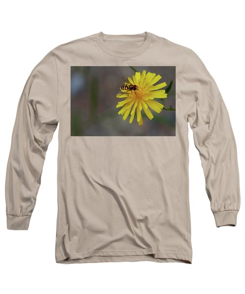 Visitor Long Sleeve T-Shirt by Scott Holmes