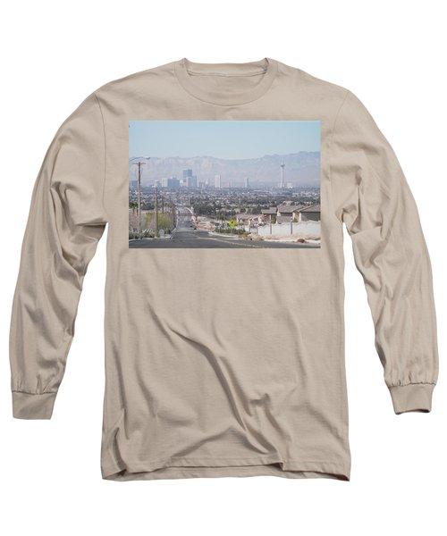 Vista Vegas Long Sleeve T-Shirt