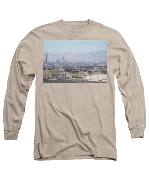 Vista Vegas Long Sleeve T-Shirt
