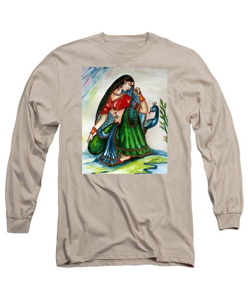 Viyog Long Sleeve T-Shirt by Harsh Malik