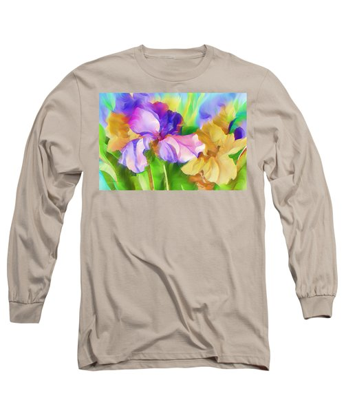 Voices Of Spring Long Sleeve T-Shirt