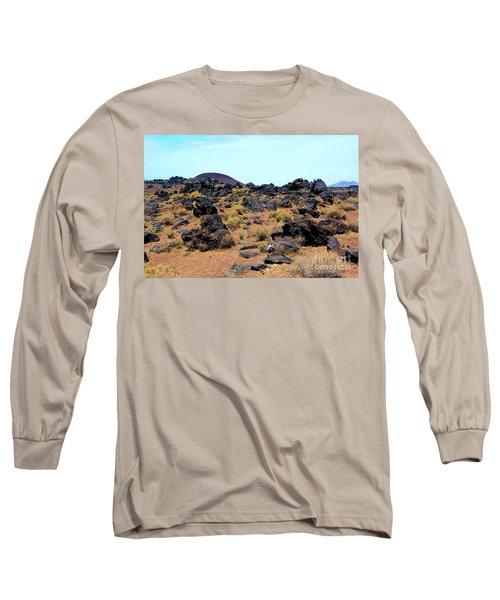 Volcanic Field Long Sleeve T-Shirt