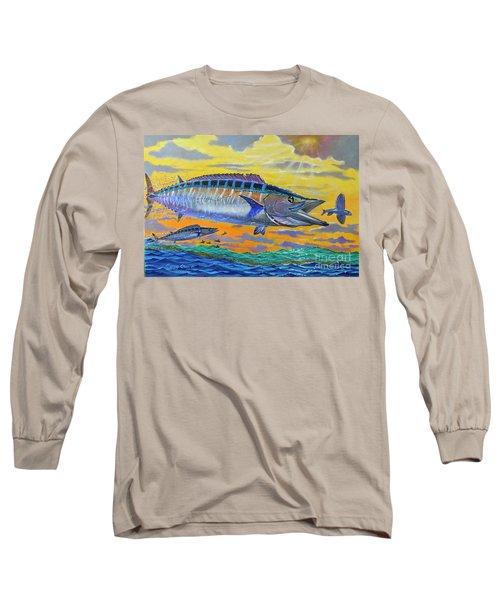 Wahoo Weedline Long Sleeve T-Shirt