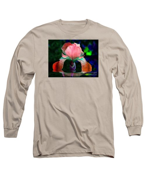 Waiting Long Sleeve T-Shirt by Elfriede Fulda
