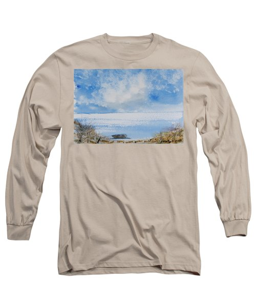Waiting For Sailor's Return Long Sleeve T-Shirt