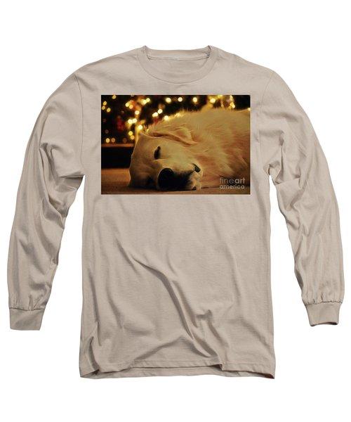 Waiting For Santa Long Sleeve T-Shirt