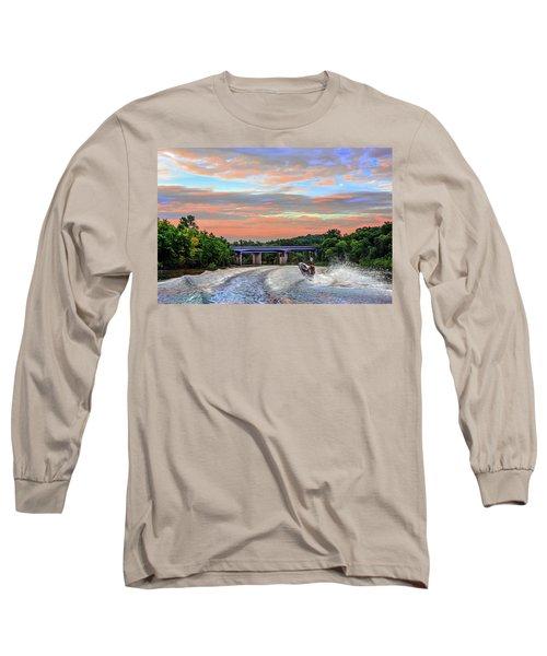 Wake Jumper  Long Sleeve T-Shirt