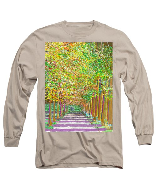Walk In Park Cathedral Long Sleeve T-Shirt