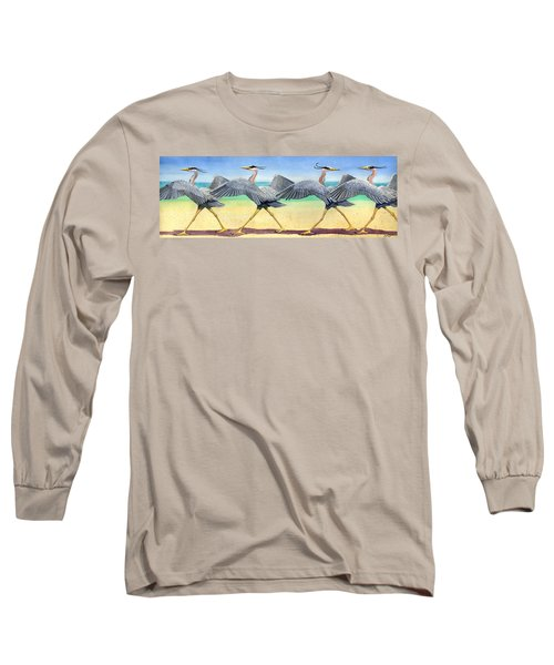 Walk This Way Long Sleeve T-Shirt