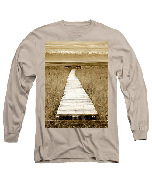 Walk With Me 1 Long Sleeve T-Shirt