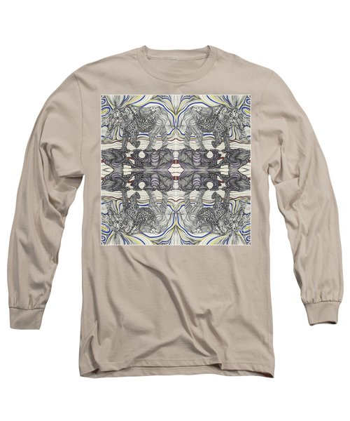 Walk With Me X 4 Long Sleeve T-Shirt