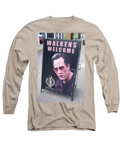 Walkens Welcome Long Sleeve T-Shirt