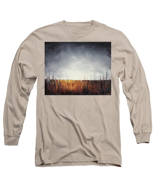 Walking, I Am Listening To A Deeper Way Long Sleeve T-Shirt