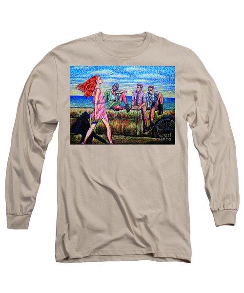 Walking Proud Long Sleeve T-Shirt