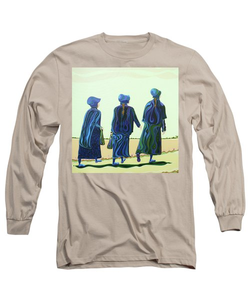 Walking The Walk Long Sleeve T-Shirt