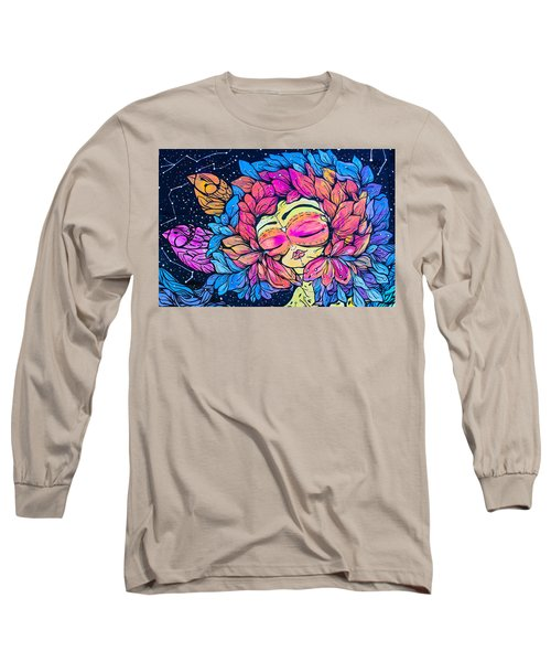 Long Sleeve T-Shirt featuring the photograph Wall Flowers by Colleen Kammerer