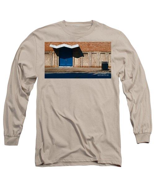 Wall In Kentucky Long Sleeve T-Shirt