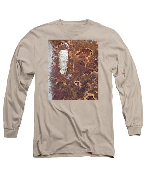 Wall In Puerto Rico Long Sleeve T-Shirt