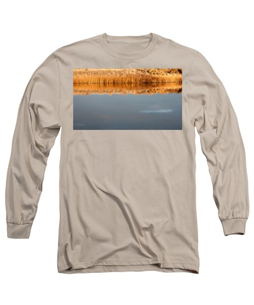 Long Sleeve T-Shirt featuring the photograph Warm Afternoon Glow by Monte Stevens