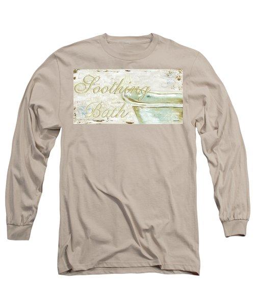 Warm Bath 1 Long Sleeve T-Shirt