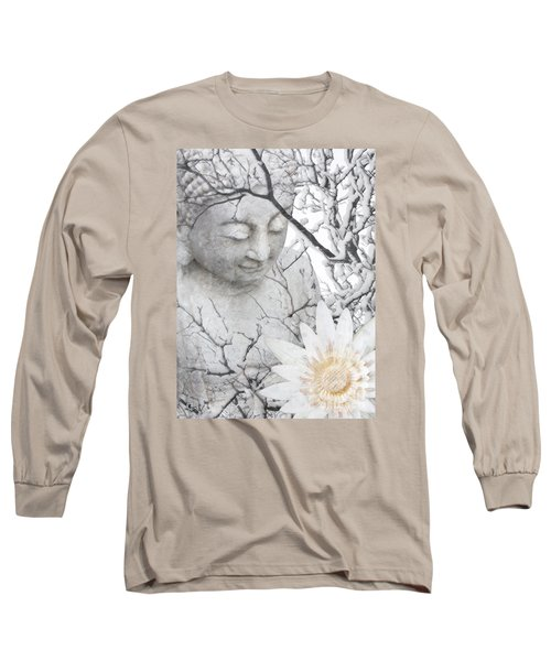 Warm Winter's Moment Long Sleeve T-Shirt by Christopher Beikmann