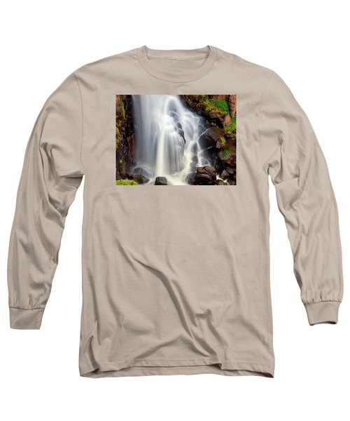 Wash Over Me Long Sleeve T-Shirt by Rick Furmanek