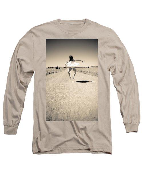Washboard Ballet Long Sleeve T-Shirt
