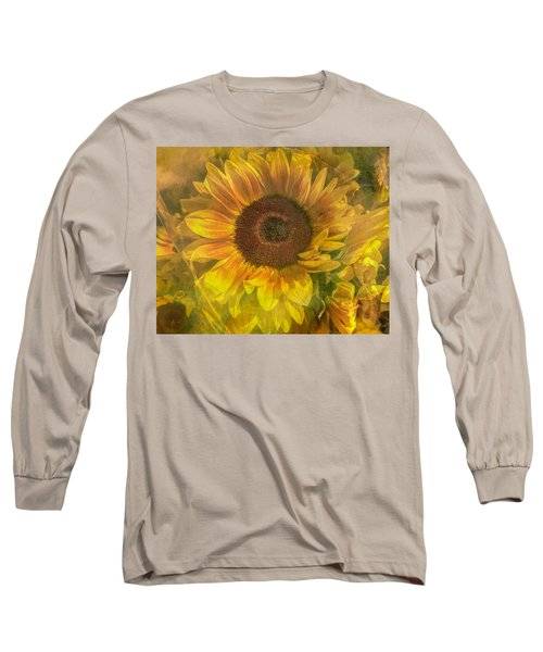 Washed In Sun Long Sleeve T-Shirt
