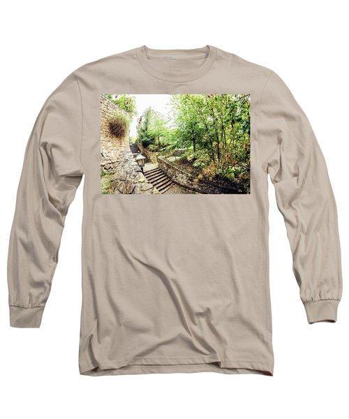 Wassertreppe Long Sleeve T-Shirt