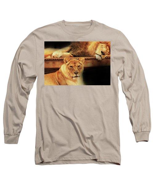 Watchful Eye Long Sleeve T-Shirt