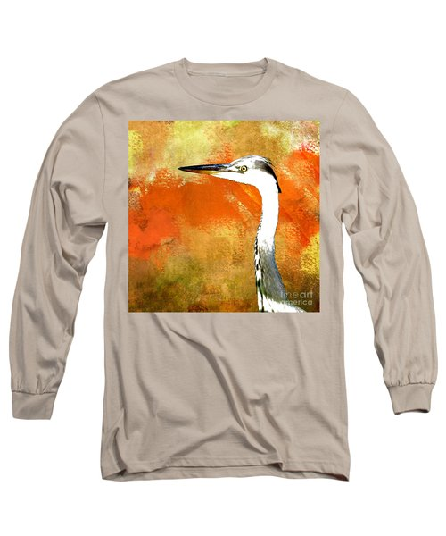 Watching Long Sleeve T-Shirt by LemonArt Photography