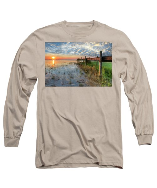 Watching The Sun Rise Long Sleeve T-Shirt