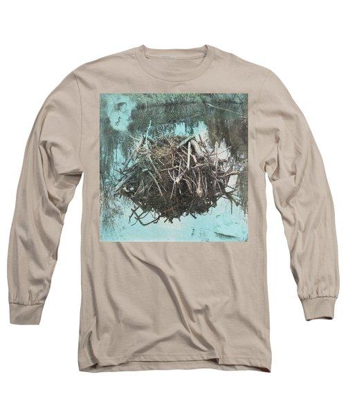 Water #6 Long Sleeve T-Shirt