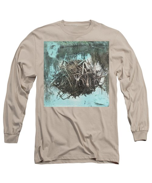 Water #6 Long Sleeve T-Shirt