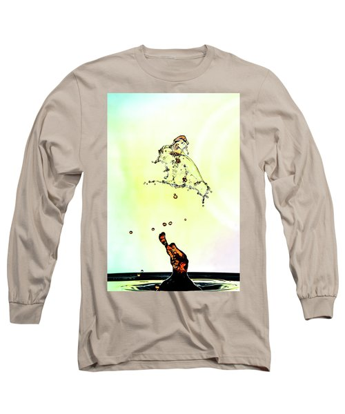 Water Drop #10 Long Sleeve T-Shirt