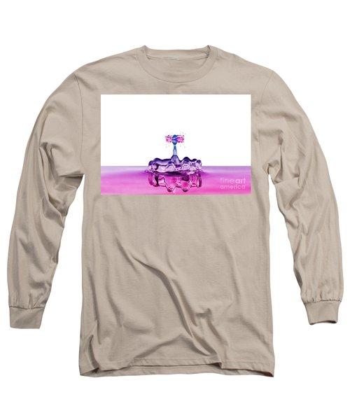 Water-king Long Sleeve T-Shirt by Mathias Janke