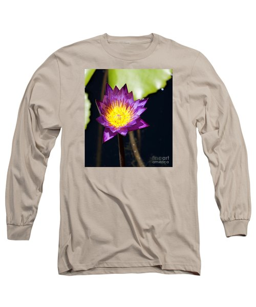 Water Lily 13 Long Sleeve T-Shirt