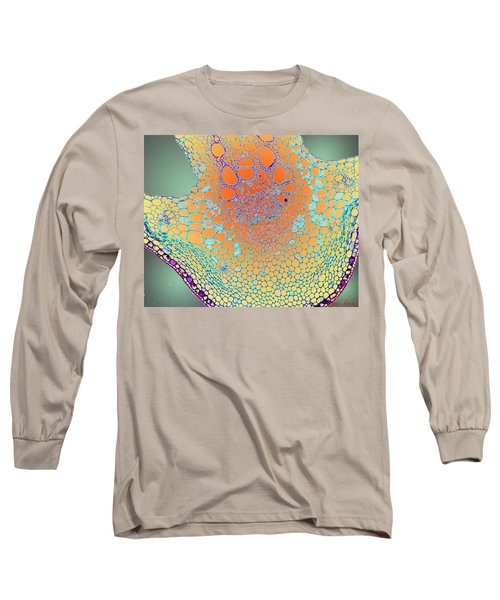 Water Lily Homage Long Sleeve T-Shirt