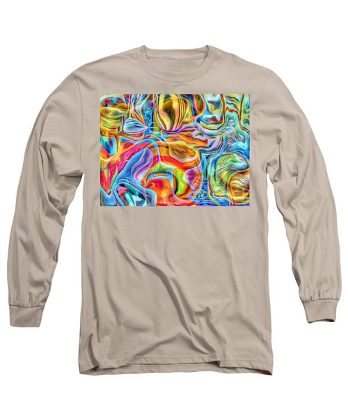 Water Play Long Sleeve T-Shirt