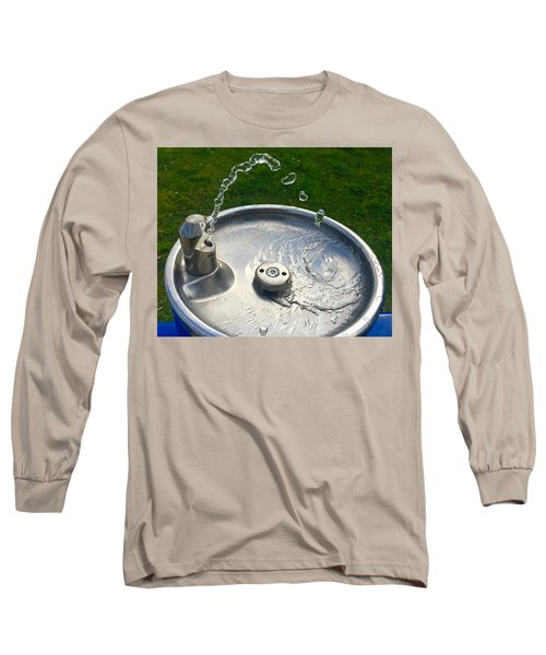 Water Works Long Sleeve T-Shirt
