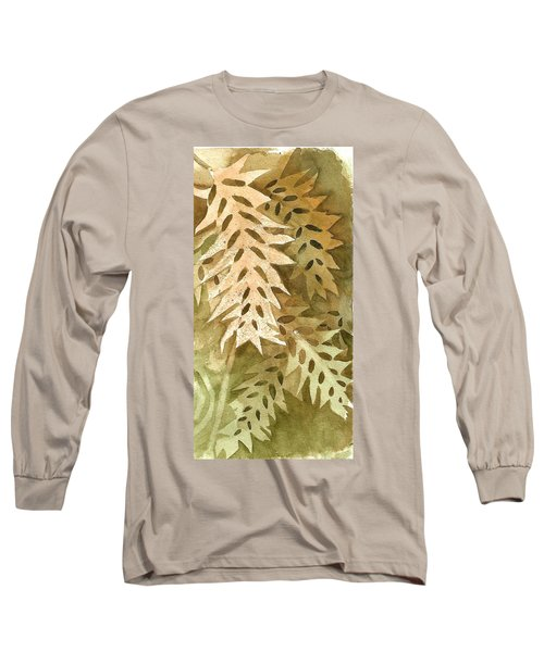 Watercolor Practice Long Sleeve T-Shirt