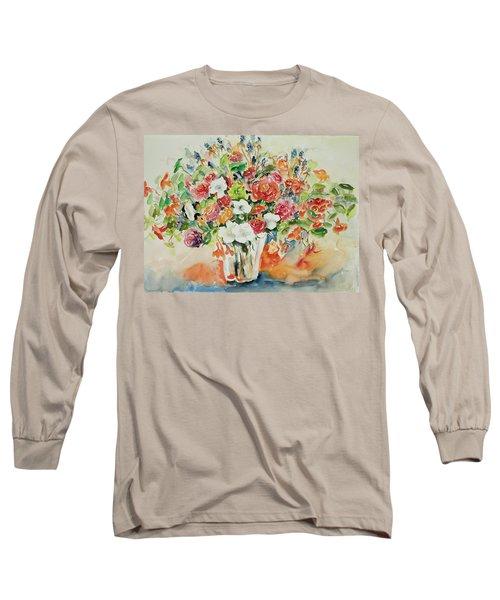 Watercolor Series 23 Long Sleeve T-Shirt