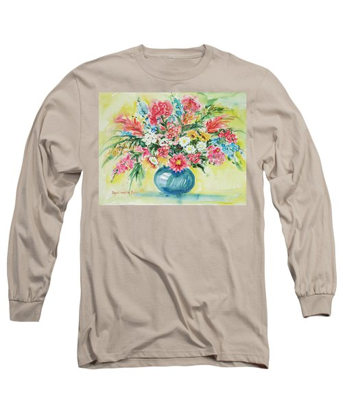Watercolor Series 58 Long Sleeve T-Shirt