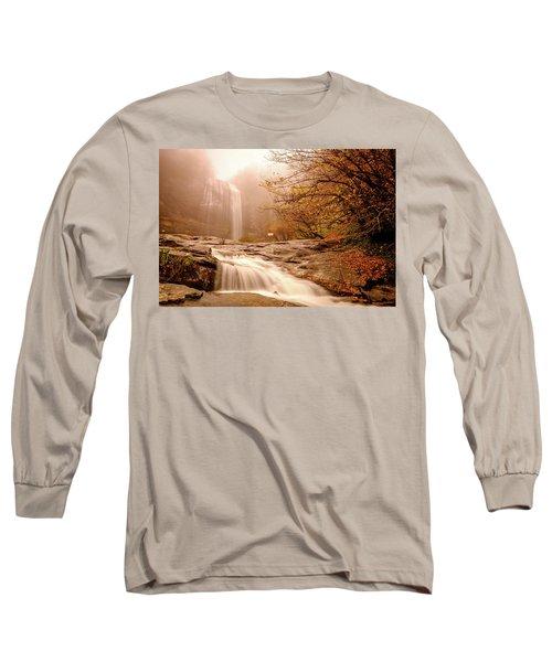 Waterfall-11 Long Sleeve T-Shirt