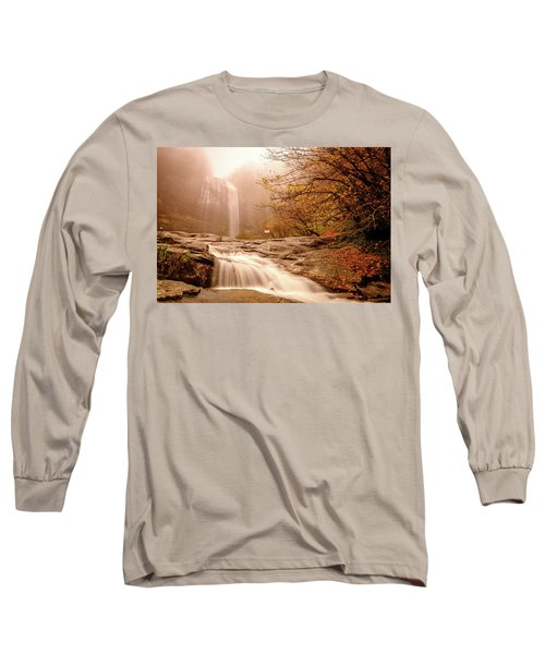 Waterfall-11 Long Sleeve T-Shirt