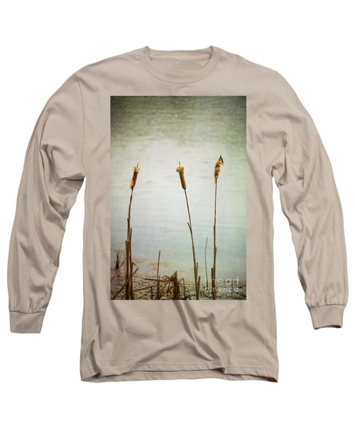 Water's Edge No. 2 Long Sleeve T-Shirt