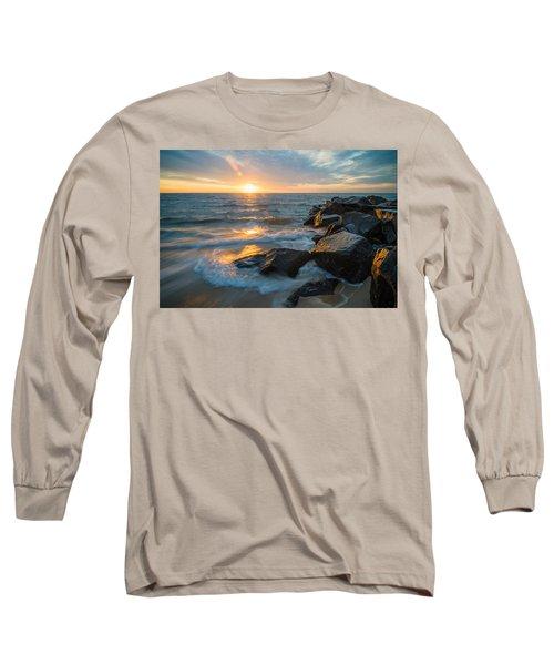 Wave Break Long Sleeve T-Shirt